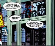 Federal Reserve Bank of New York from Amazing Spider-Man Vol 1 46 001