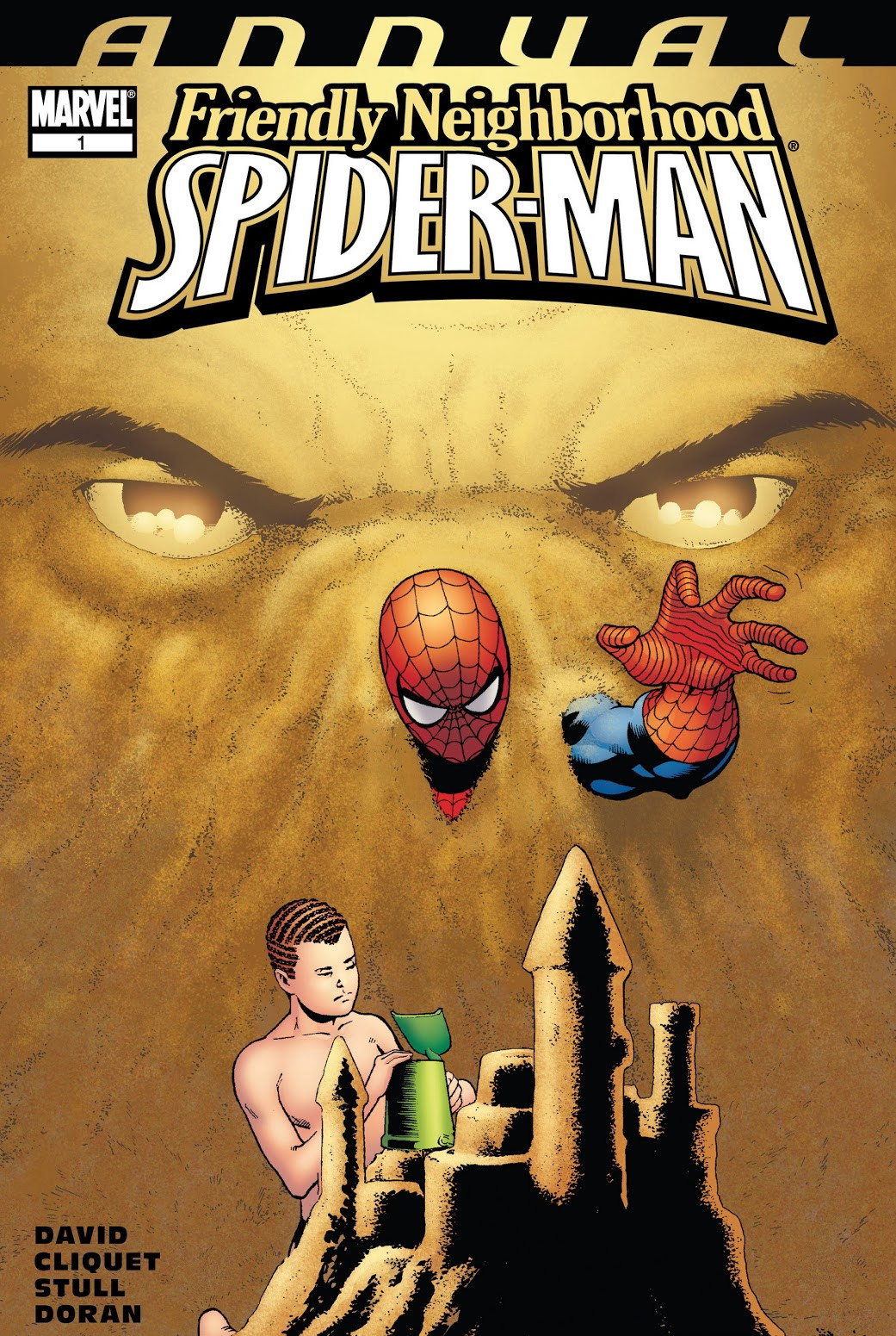 Friendly Neighborhood Spider-Man Annual Vol 1 1
