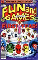 Fun and Games Magazine Vol 1 12