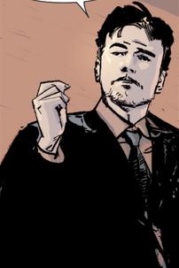 Gil Carmichael (Earth-616)