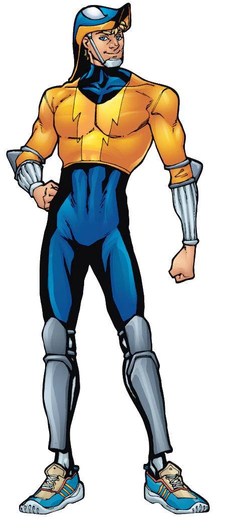 Harrison Stavrou (Earth-616)