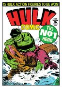 Hulk Comic (UK) Vol 1 3