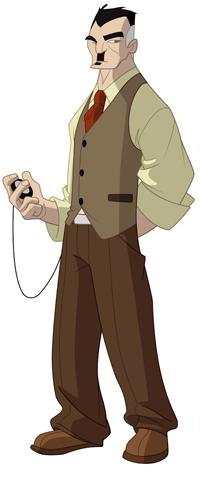 John Jonah Jameson (Earth-26496)