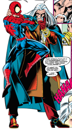 Judas Traveller (Earth-616) from Amazing Spider-Man Vol 1 394.png