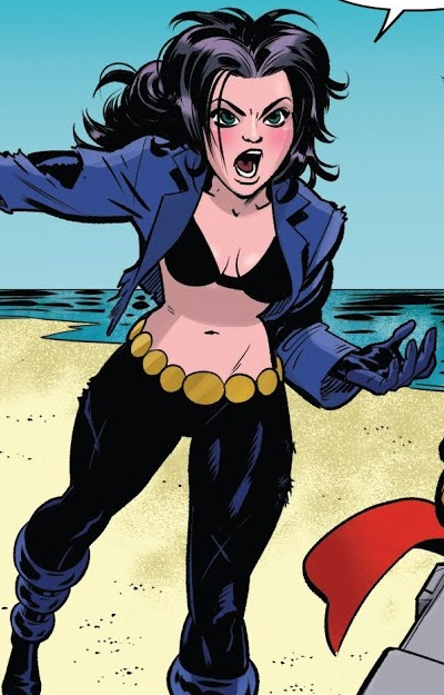 Laura Kinney (Earth-24530)