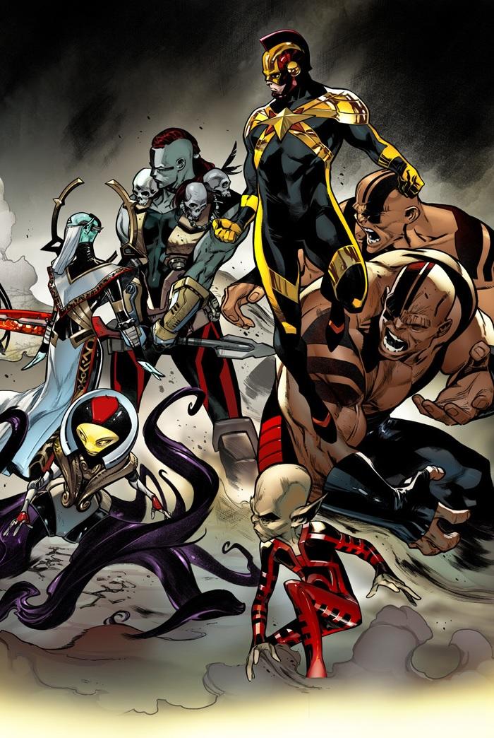 Lethal Legion (Grandmaster) (Earth-616)