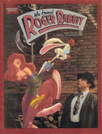 Marvel Graphic Novel Vol 1 41