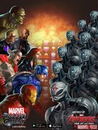 Marvel Puzzle Quest Age of Ultron