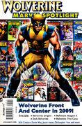 Marvel Spotlight Wolverine Vol 1 1