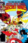 Marvel Super Heroes Secret Wars Vol 1 9