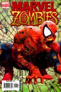 Marvel Zombies Vol 1 1 Second Printing Variant