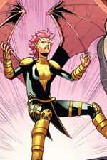 Megan Gwynn (Earth-295) from Uncanny X-Men Vol 5 7 001.png