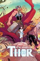 Mighty Thor 3D Vol 1 1