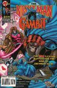 Night Man Gambit Vol 1 2