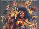 Official Handbook of the Marvel Universe: Women of Marvel 2005 Vol 1 1