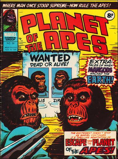 Planet of the Apes (UK) Vol 1 56