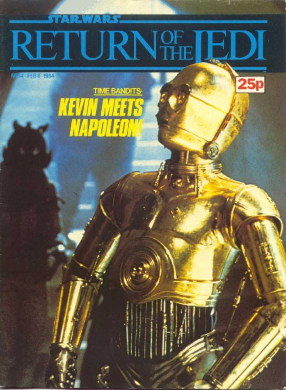 Return of the Jedi Weekly (UK) Vol 1 34