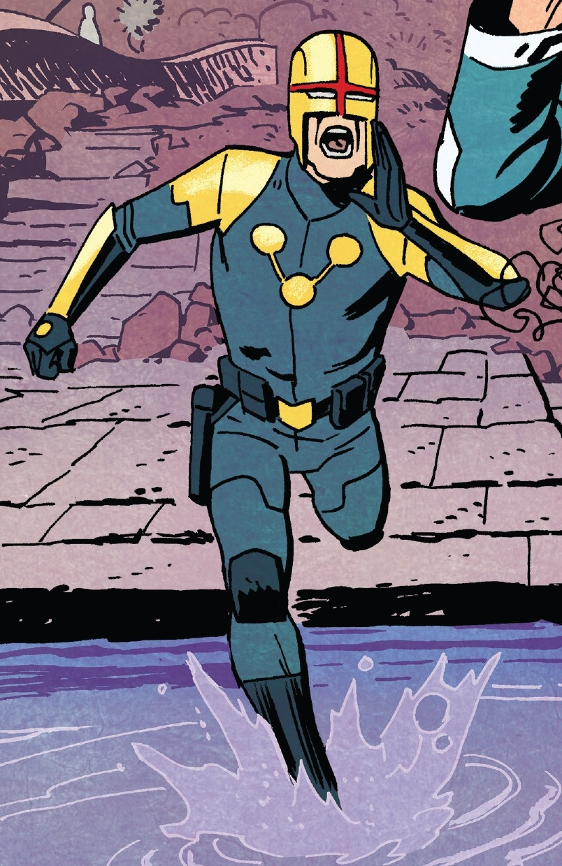 Scott Adsit (Earth-616)