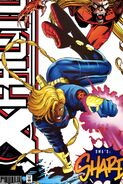 Shard Bishop (Earth-1191) from X-Factor Vol 1 119 cover