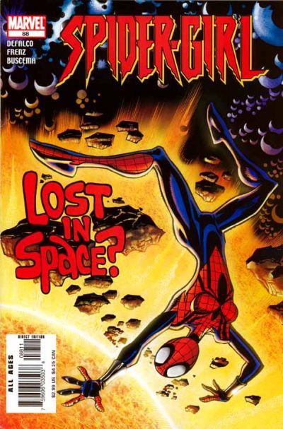 Spider-Girl Vol 1 88
