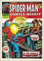 Spider-Man Comics Weekly Vol 1 41