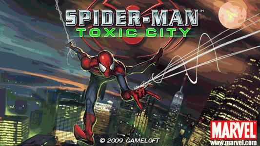 Spider-Man: Toxic City