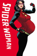 Spider-Woman Vol 6 1 Textless