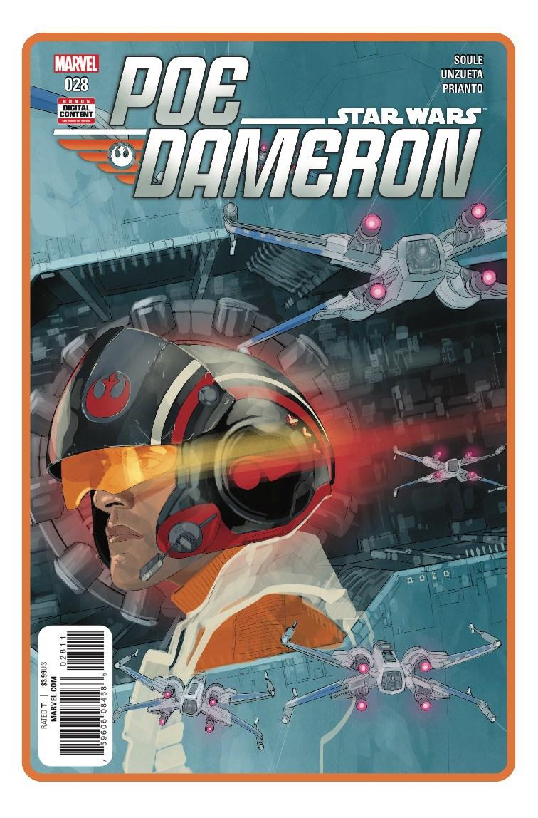 Star Wars: Poe Dameron Vol 1 28