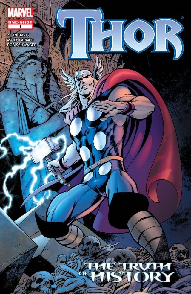 Thor: The Truth of History Vol 1 1