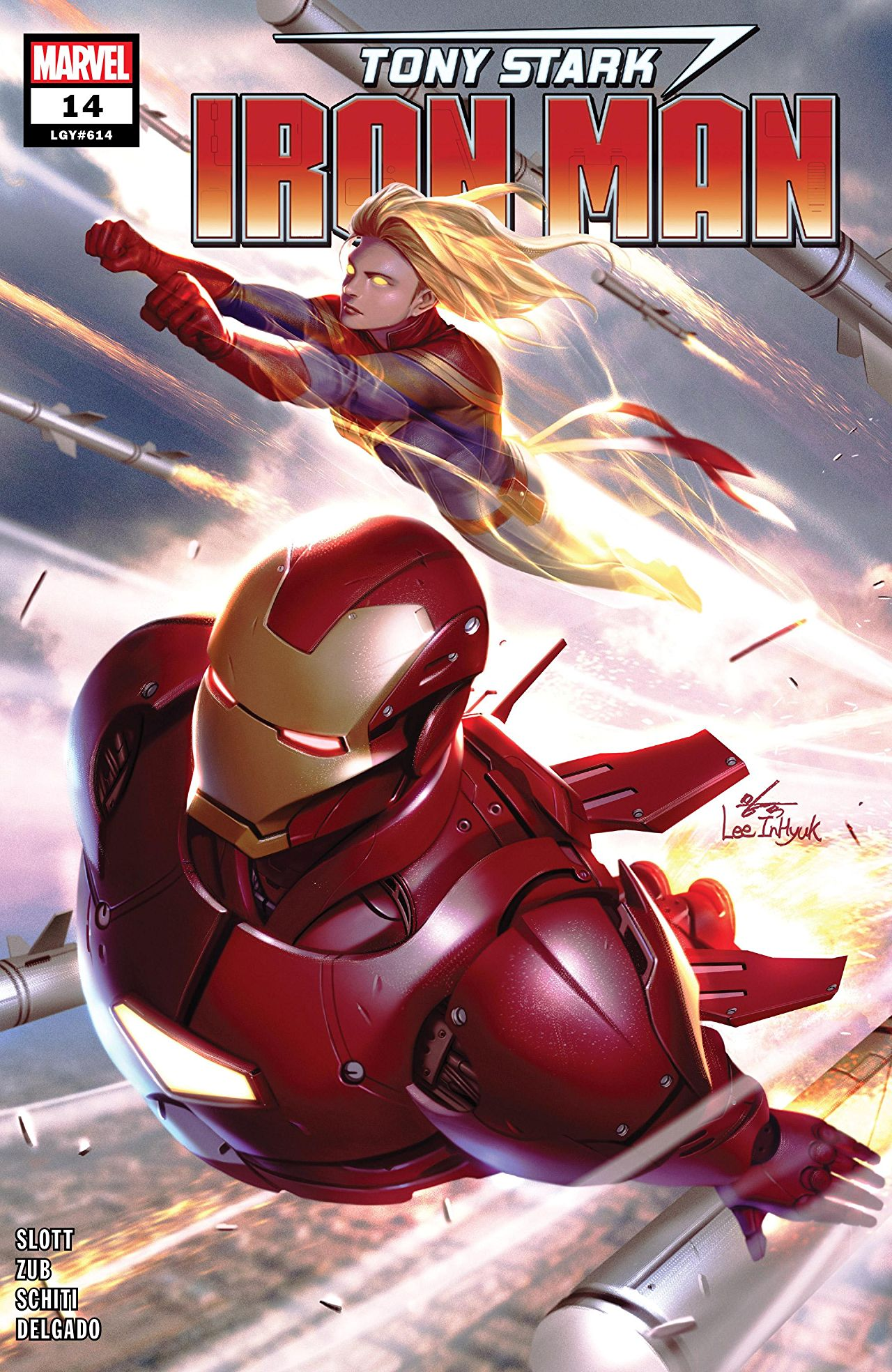 Tony Stark: Iron Man Vol 1 14