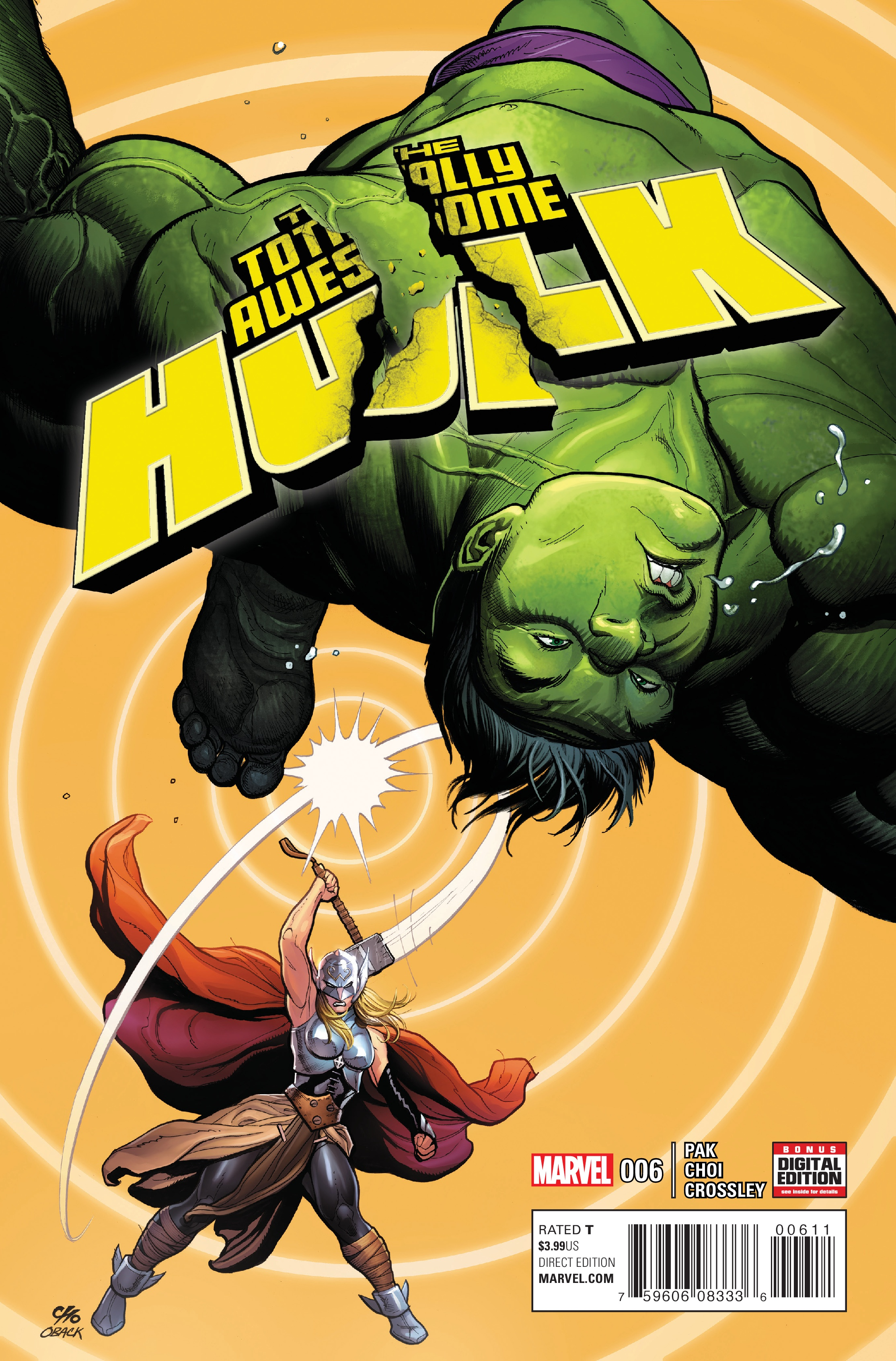 Totally Awesome Hulk Vol 1 6