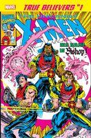 True Believers X-Men - Bishop Vol 1 1