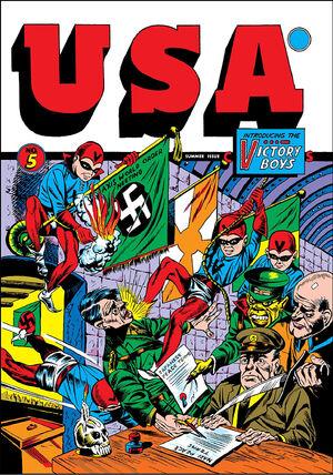 U.S.A. Comics Vol 1 5.jpg