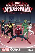 Ultimate Spider-Man Infinite Comic Vol 1 24