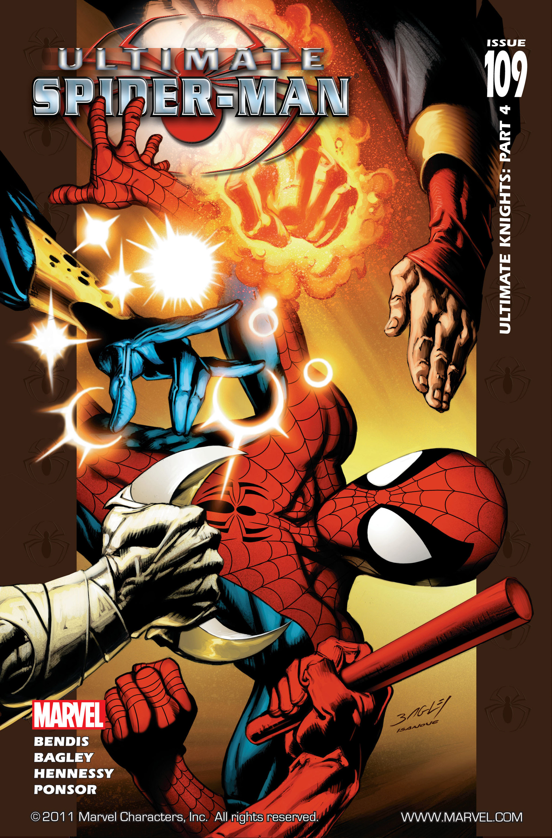 Ultimate Spider-Man Vol 1 109