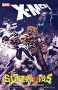 X-Men Supernovas Vol 1 1