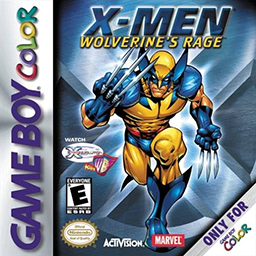 X-Men: Wolverine's Rage/Gallery