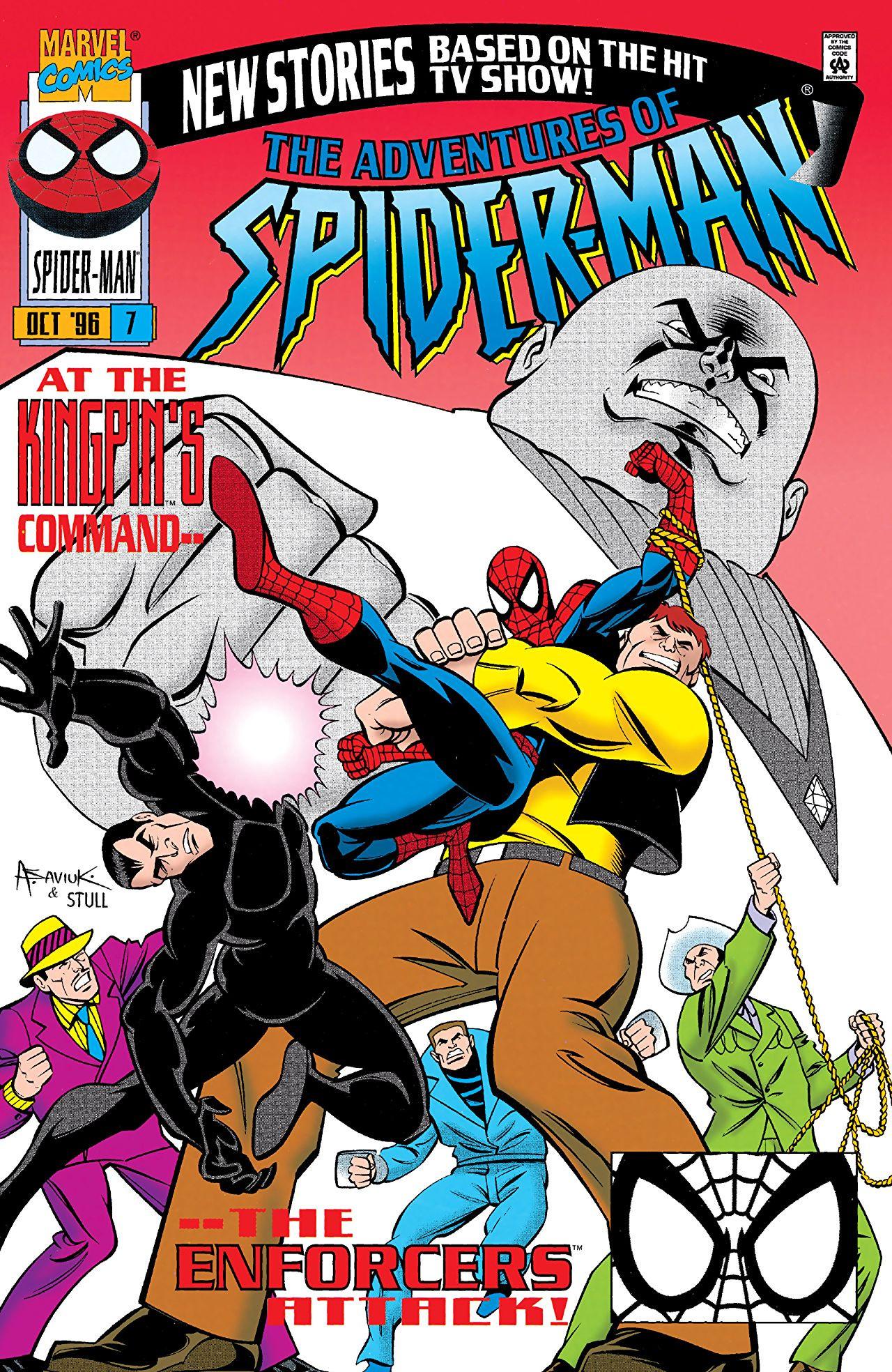 Adventures of Spider-Man Vol 1 7