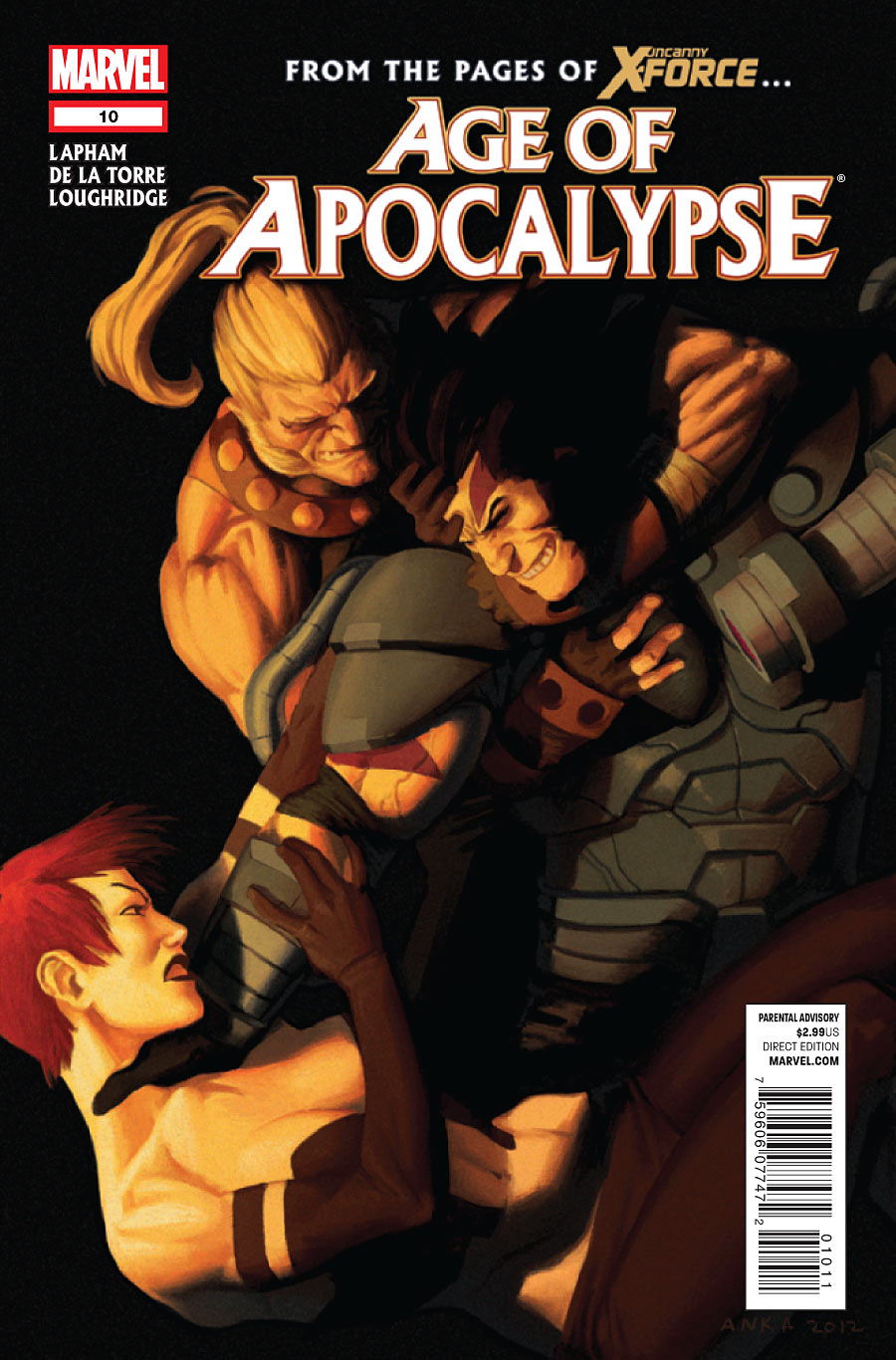 Age of Apocalypse Vol 1 10