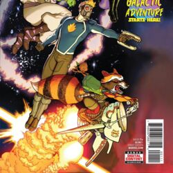 All-New Guardians of the Galaxy Vol 1 1