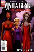 Anita Blake - Laughing Corpse - Book One Vol 1 3