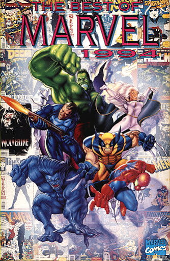 Best of Marvel Vol 1
