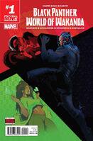 Black Panther World of Wakanda Vol 1 1