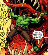 Bruce Banner (Earth-616) from Hulk Broken Worlds Vol 1 1