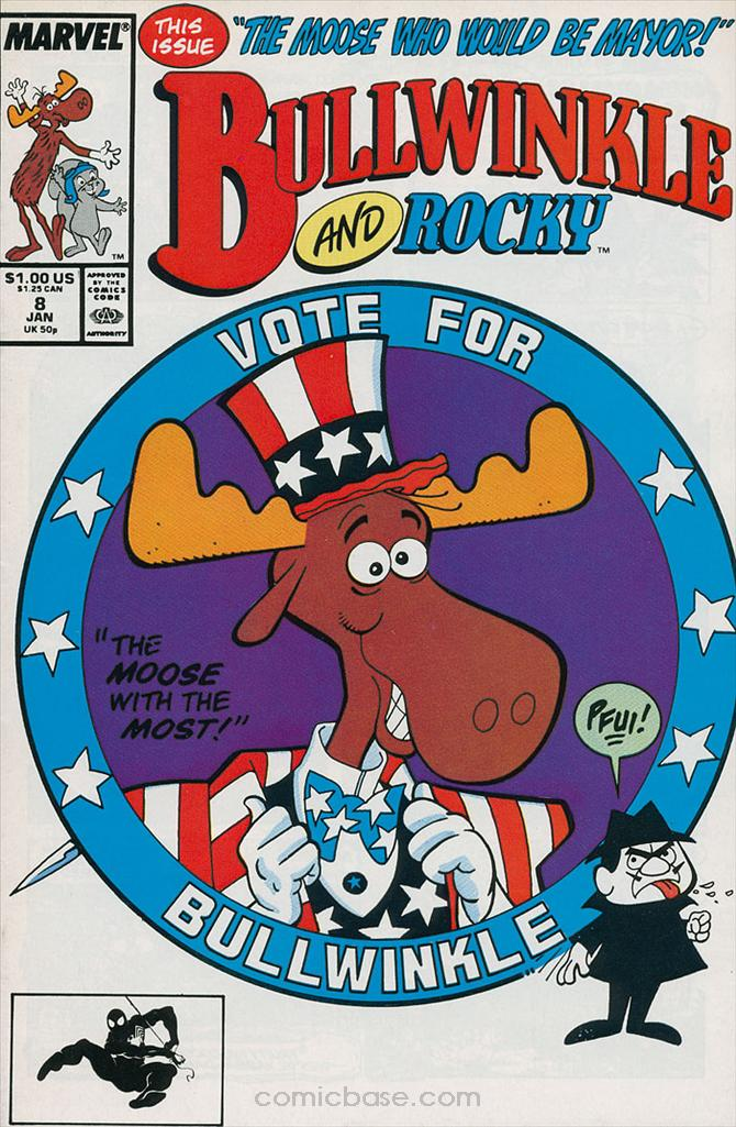 Bullwinkle and Rocky Vol 1 8