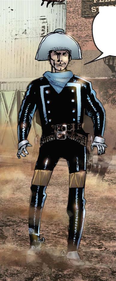 Cabo Kid (Earth-616)