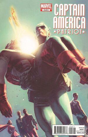 Captain America Patriot Vol 1 2.jpg