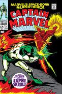Captain Marvel Vol 1 2