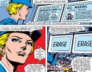 Carol Danvers (Earth-616) from Uncanny X-Men Vol 1 158 001