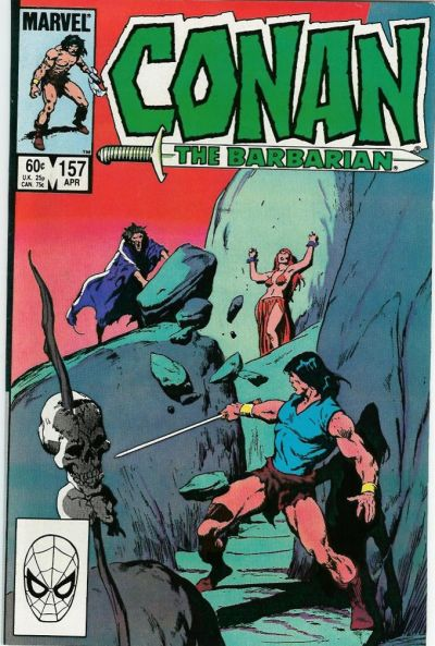 Conan the Barbarian Vol 1 157